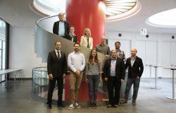 Foto vom TrUSD-Kickoff-Treffen