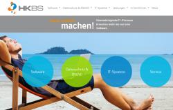 Homepage HKBS
